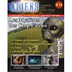 Aliens n° 13 - Les Mystères des Crop Circles