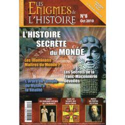 Les Énigmes de l'Histoire n° 8 - L'Histoire secrète du Monde