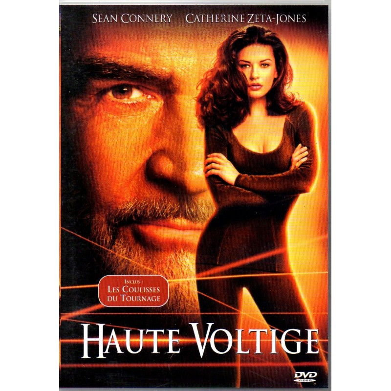 Haute Voltige (Sean Connery) - DVD Zone 2
