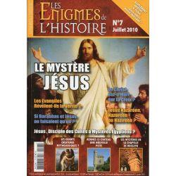 Les Enigmes de l'Histoire n° 7 - Le Mystère JESUS