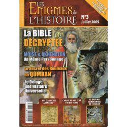 Les Énigmes de l'Histoire n° 3 - La Bible décryptée