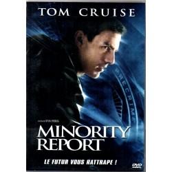 Minority Report (Tom Cruise) - DVD Zone 2