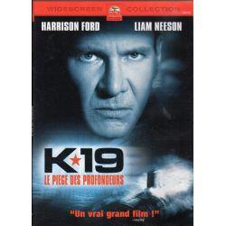K 19 Le Piège des profondeurs (de Kathryn Bigelow) - DVD Zone 2