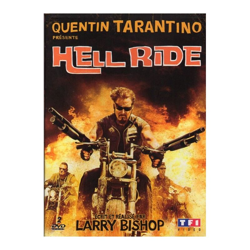 Hell Ride (de Larry Bishop) - DVD Zone 2