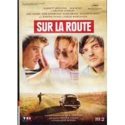 Sur la Route (de Walter Salles) - DVD Zone 2