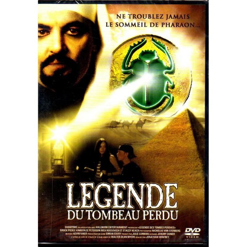La Légende du tombeau perdu - DVD Zone 2