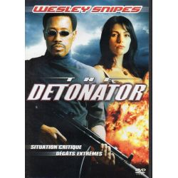 The Detonator (de Po-Chih Leong) - DVD Zone 2