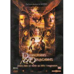 Donjons & Dragons (de Courtney Solomon) - Double DVD Zone 2