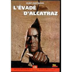 L'Evadé d'Alcatraz (Clint Eastwood) - DVD Zone 2