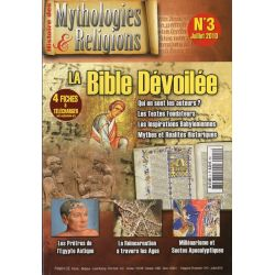 Mythologies & Religions n° 3 - La Bible dévoilée