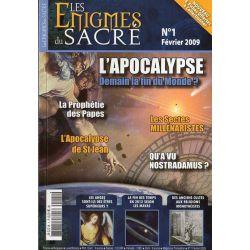 Les Énigmes du Sacré n° 1 - L'Apocalypse, demain la fin du Monde ?
