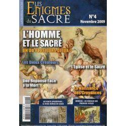 Les Énigmes du Sacré n° 4 - L'Homme et le Sacré, un ou plusieurs Dieux ?