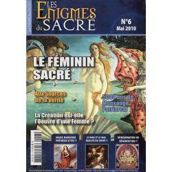 Les Énigmes du Sacré n° 6 - Le Féminin Sacré