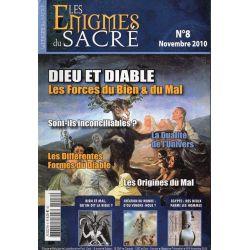 Les Énigmes du Sacré n° 8 - Dieu et Diable, Les Forces du Bien & du Mal