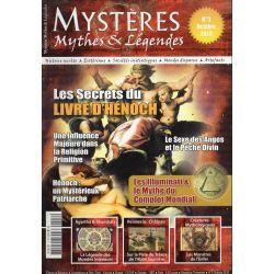 Mystères, Mythes & Légendes n° 3 - Les Secrets du Livre d'Hénoch