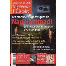 Les Dossiers des Grands Mystères de l'Histoire n° 24 - Manuscrits de Nag Hammadi