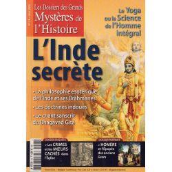 Les Dossiers des Grands Mystères de l'Histoire n° 23 - L'Inde secrète