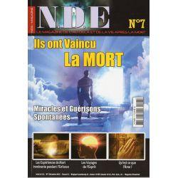 NDE Magazine n° 7 - Ils ont vaincu la Mort