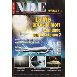 NDE Magazine n° 3 - La Vie après la Mort expliquée par la Science ?