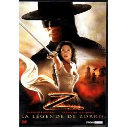 La Légende de Zorro (avec Antonio Banderas) - DVD Zone 2