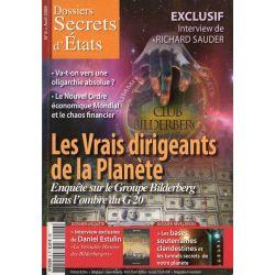 Dossiers Secrets d'États n° 6 - Les vrais dirigeants de la Planète