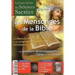Les Grands Mystères des Sciences Sacrées n° 24 - Les Mensonges de la Bible