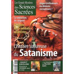 Les Grands Mystères des Sciences Sacrées n° 28 - L'Histoire sulfureuse du Satanisme