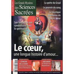 Les Grands Mystères des Sciences Sacrées n° 29 - Le Coeur, une longue histoire d'amour...