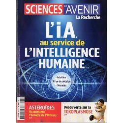 Sciences et Avenir n° 886 S - L'I.A. au service de l'intelligence humaine