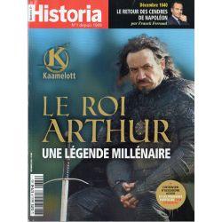 Historia n° 888 - Le Roi Arthur, une légende millénaire