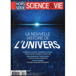 Science & Vie Hors série n° 293 H - La nouvelle histoire de l'Univers