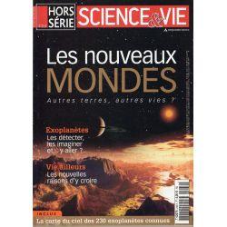 Science & Vie Hors série n° 239 H - Les nouveaux Mondes, autres Terres, autres vies ?