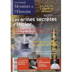 Les Grands Mystères de l'Histoire n° 32 - Les armes secrètes d'Hitler
