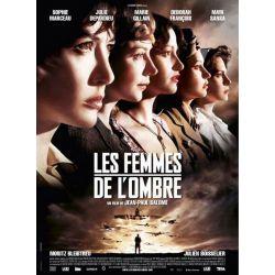 affiche film Les Femmes de l'Ombre (Sophie Marceau & Julie Depardieu)