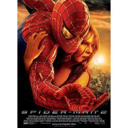 Affiche Spider-Man 2 (Tobey Maguire)