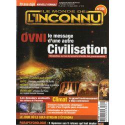 Monde Inconnu n° 312 - OVNI le message d'une autre Civilisation