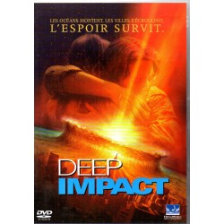 Deep Impact - DVD Zone 2