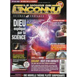Monde Inconnu n° 314 - DIEU expliqué par la Science