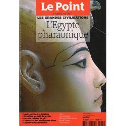 Le Point hors-série n° 1 H - Les grandes civilisations : L'Egypte pharaonique
