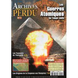 Les Archives du Savoir Perdu n° 11 - Les Guerres Atomiques du Temps Jadis