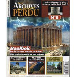 Les Archives du Savoir Perdu n° 8 - Baalbek, forteresse sacrée du Liban