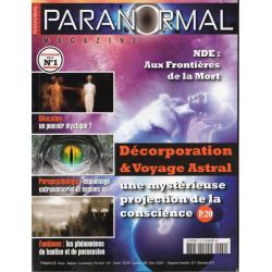 Paranormal Magazine n° 1 - NDE : Aux Frontières de la Mort