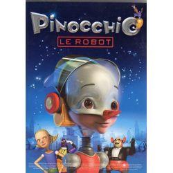 Pinocchio le robot (de Daniel Robichaud) - DVD Zone 2