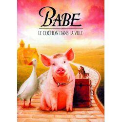 AFFICHE Babe, le cochon dans la ville (de George Miller)