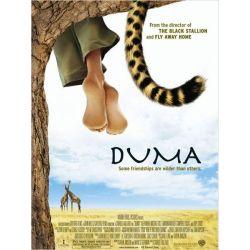 affiche originale Duma (de Carroll Ballard)