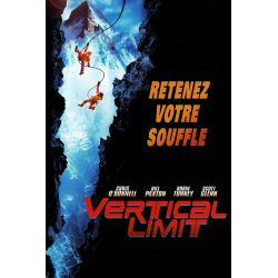 affiche Vertical Limit (de Martin Campbell)