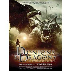 affiche Donjons & Dragons 2 : La puissance suprême (de Gerry Lively)