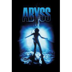 affiche Abyss (de James Cameron)