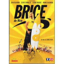 Brice de Nice (avec Jean Dujardin) - DVD Zone 2