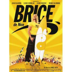 affiche Brice de Nice (avec Jean Dujardin)